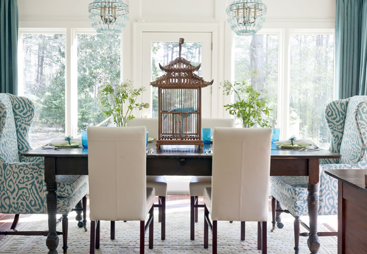 Don T Match Your Dining Chairs