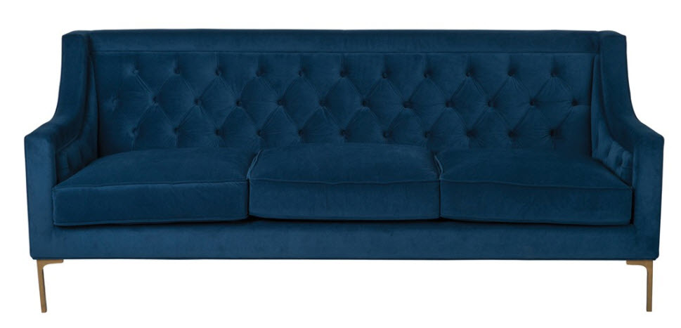 Genial This Popular Trend (showcasing A Wide Variety Of Jewel Toned Sofas, Club  Chairs, Pillows, Ottomans And Dining Chairs) Features A Regal Richness That  Are ...