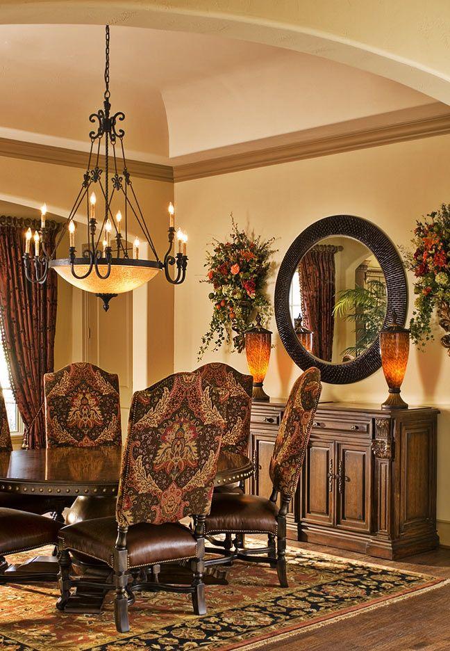 Tuscan Style Furniture - Ideas For Relaxed Elegance! - Taramundi ...